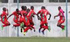 Malawi U 17