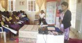 Juma empowering girls