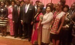 Mutharika and Diaspora
