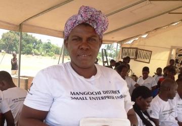 Etta Mhango