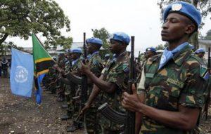 CAR - UN Soldiers