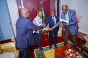 Bushiri and Sudans Igga