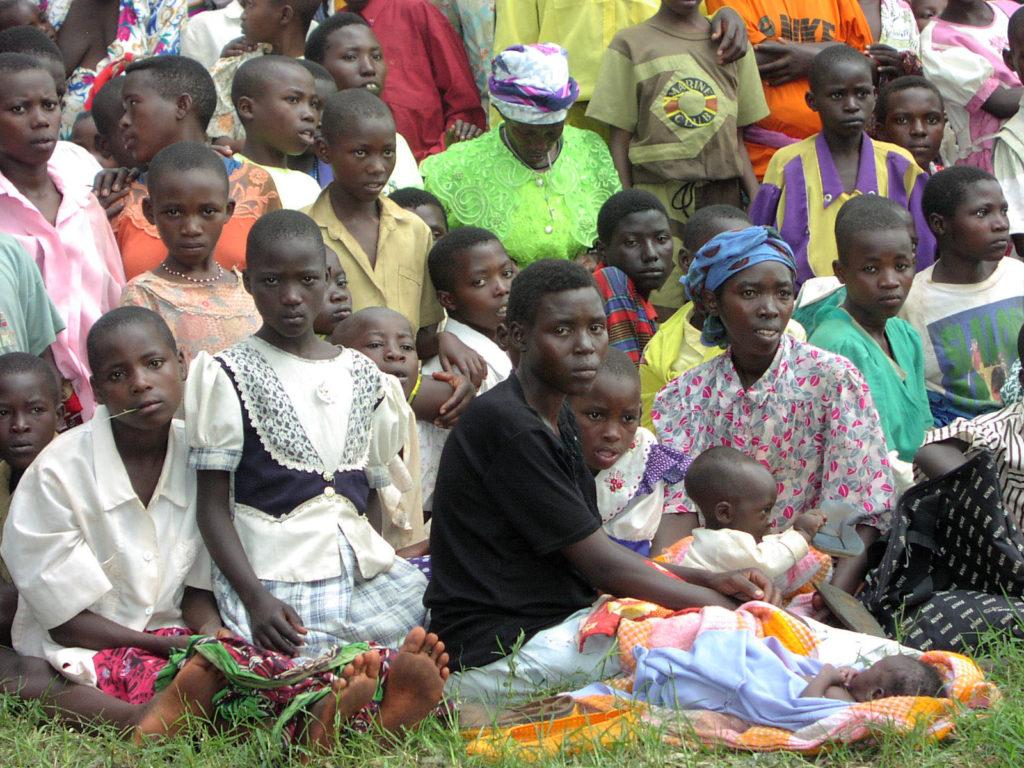 Rwandwani Refugees