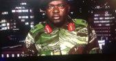 General Sibusiso Moyo