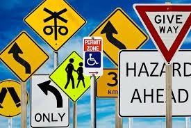 DPP follow road signs