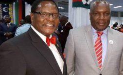 Chakwera and Msowoya