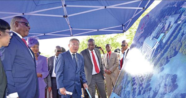 Malawi - China Project