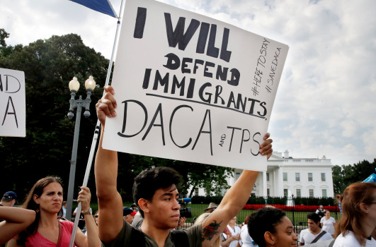 Immigration Services Continue To Accept DACA Renewals