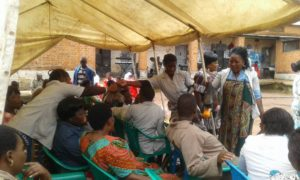 Donation Ceremony