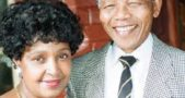 Winnie and Hubby Nelson Mandela