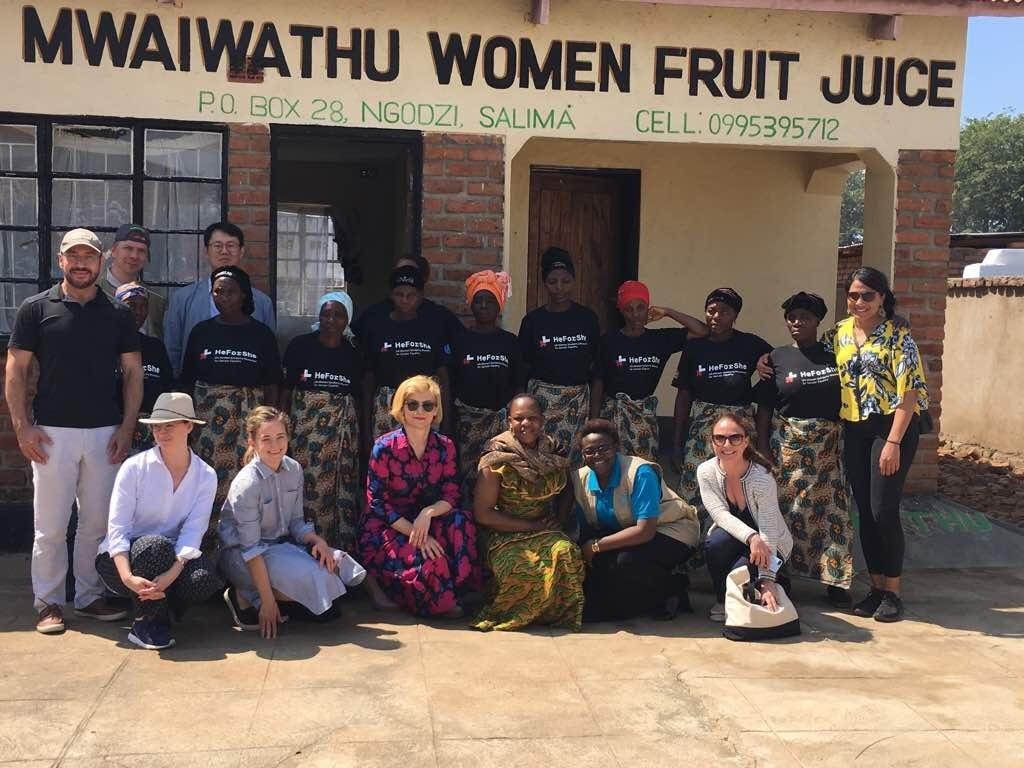 UN Women in Malawi