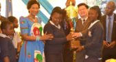 First Lady Professor Gertrude Mutharika
