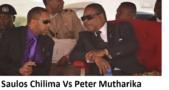 Peter VS Saulos Chilima