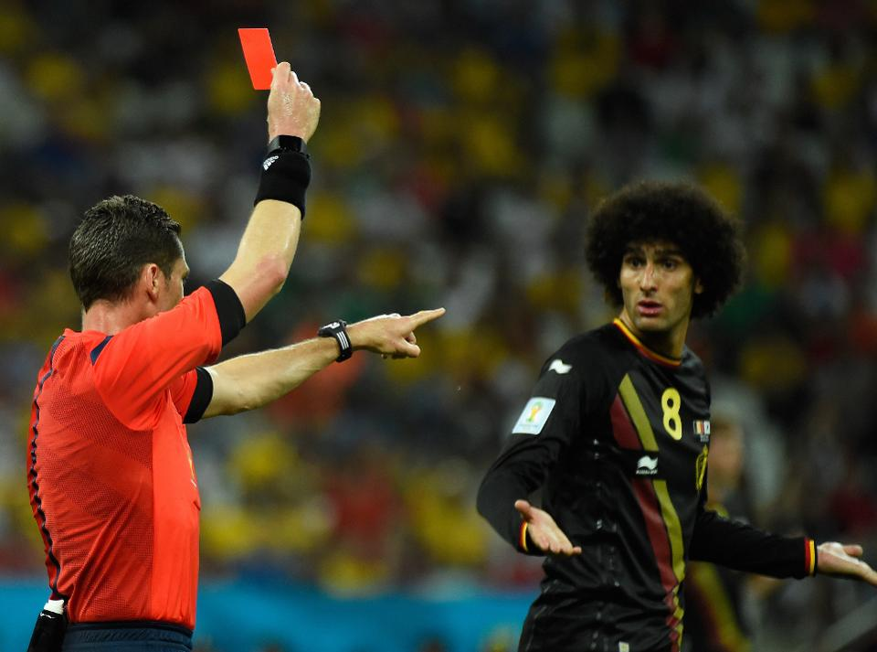 FIFA Referee Bribed