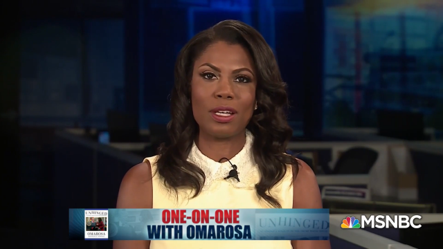 Omarosa: Yes Trump is a racist