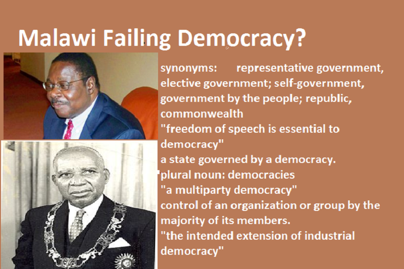 Malawi is Failing