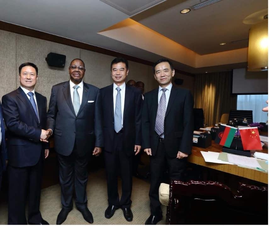 Mutharika China Visit
