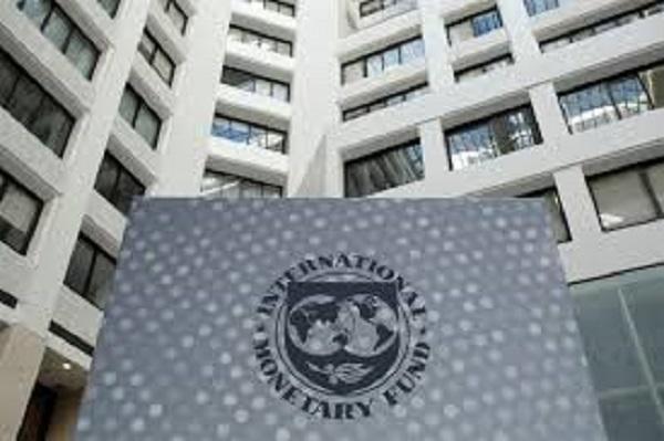 IMF Buidling in Washington DC