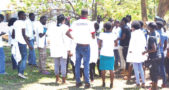 Malawi Health Sciences students