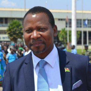 AG Charles Mhango