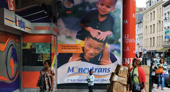 Diaspora Remittance