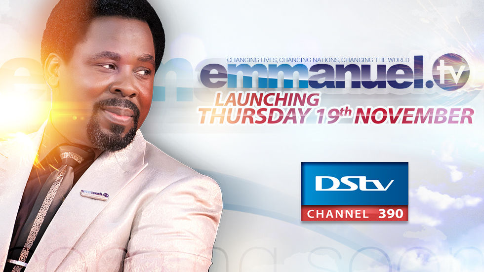 TB Joshua's Emmanuel TV YouTube channel has reached over 1,000,000