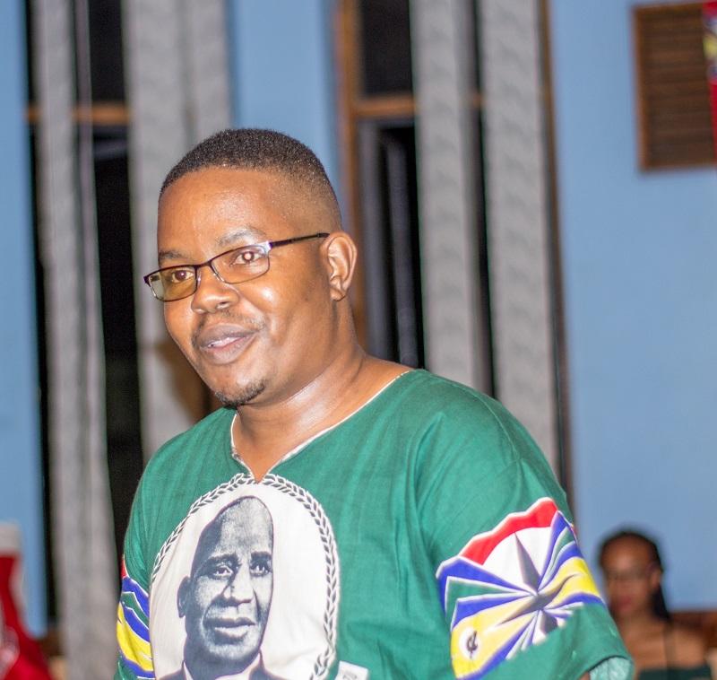 Mr mwanyongo.