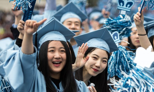 Chinese Students in US