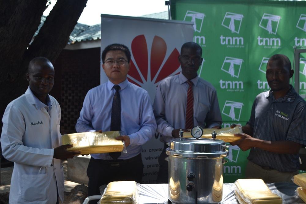 TNM Donates