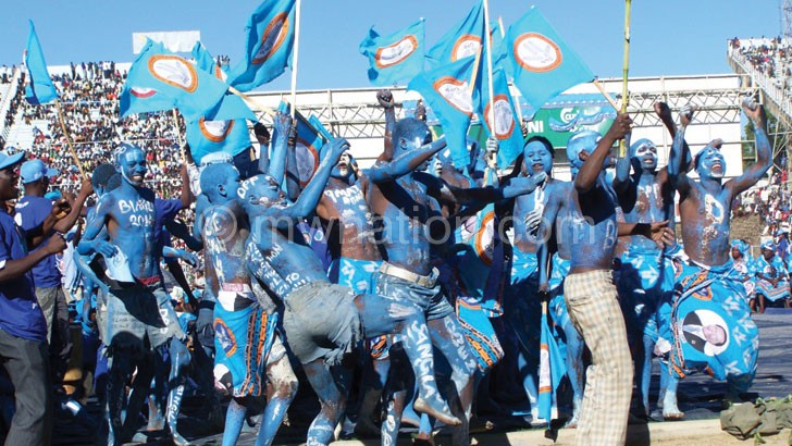 DPP's embarrassing scare tactics on Chilima will not work - The ...