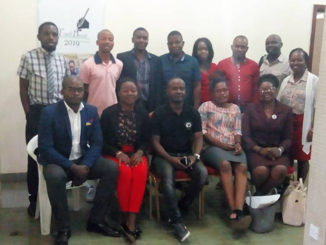 Youth Decide 2019 Dates Malawi's Political Parties