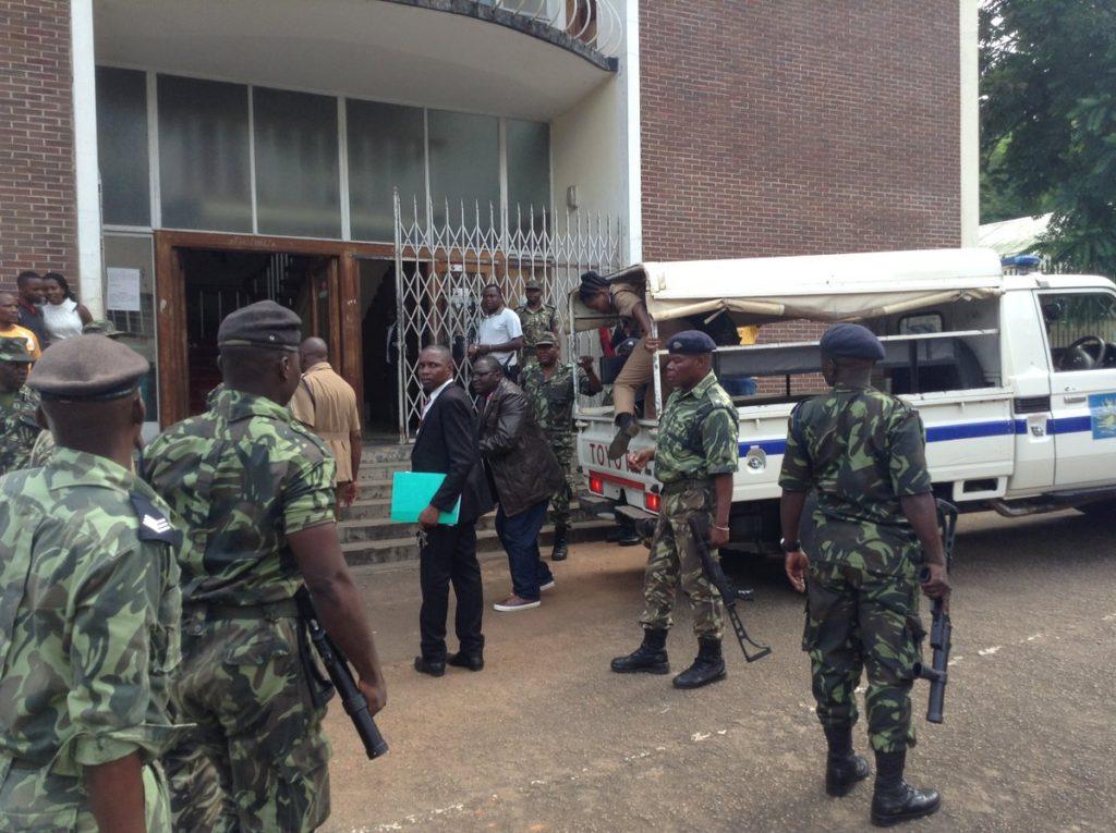 Bon Kalindo taken to court