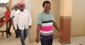 Prophet TB Joshua and Babajide Sanwo Olu