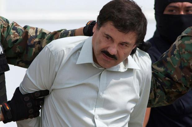 EL Chapo Found Guilty