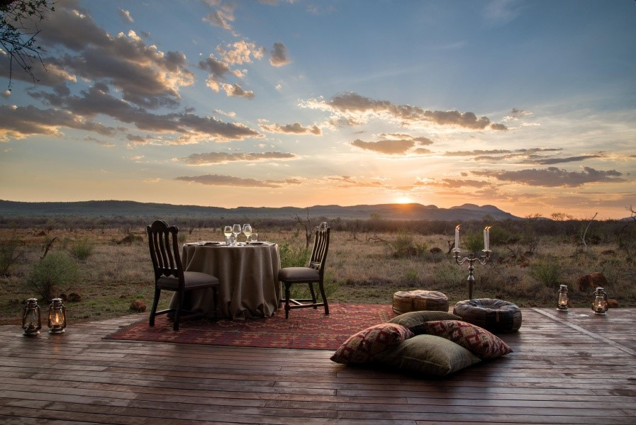 Idyllic African safari honeymoon spots