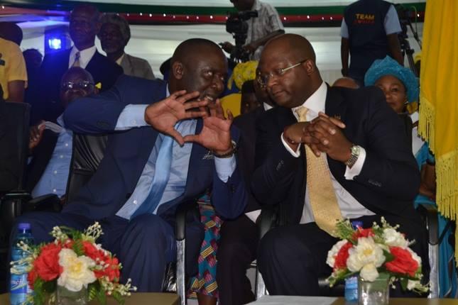 mwenefumbo and Atupele