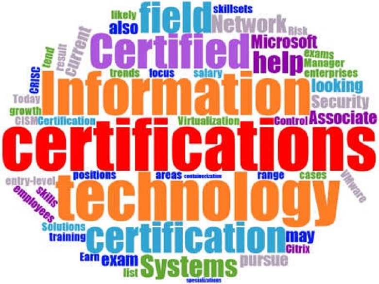 Why You Need an IT Certification