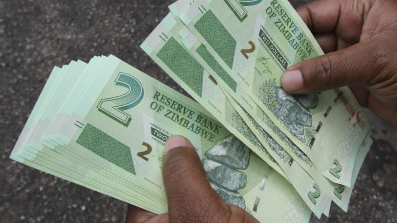 Beleaguered Zimbabwe Introduces A New Currency Called Rtgs