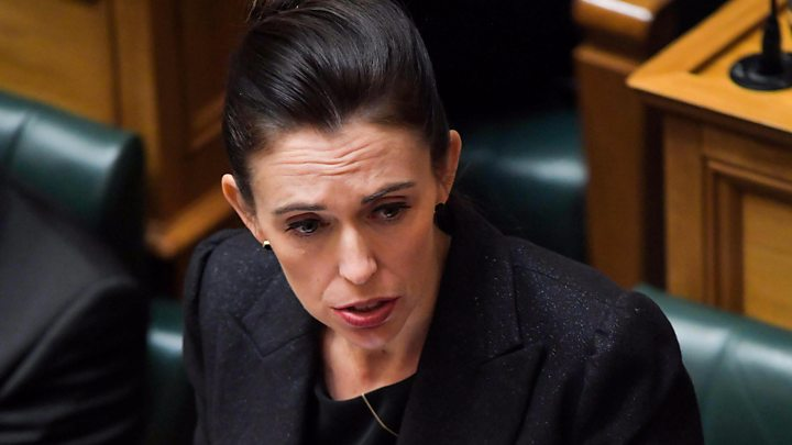 Brenton Tarrant Hd: New Zealand PM Ardern Ardern Vows Never To Say Gunman's