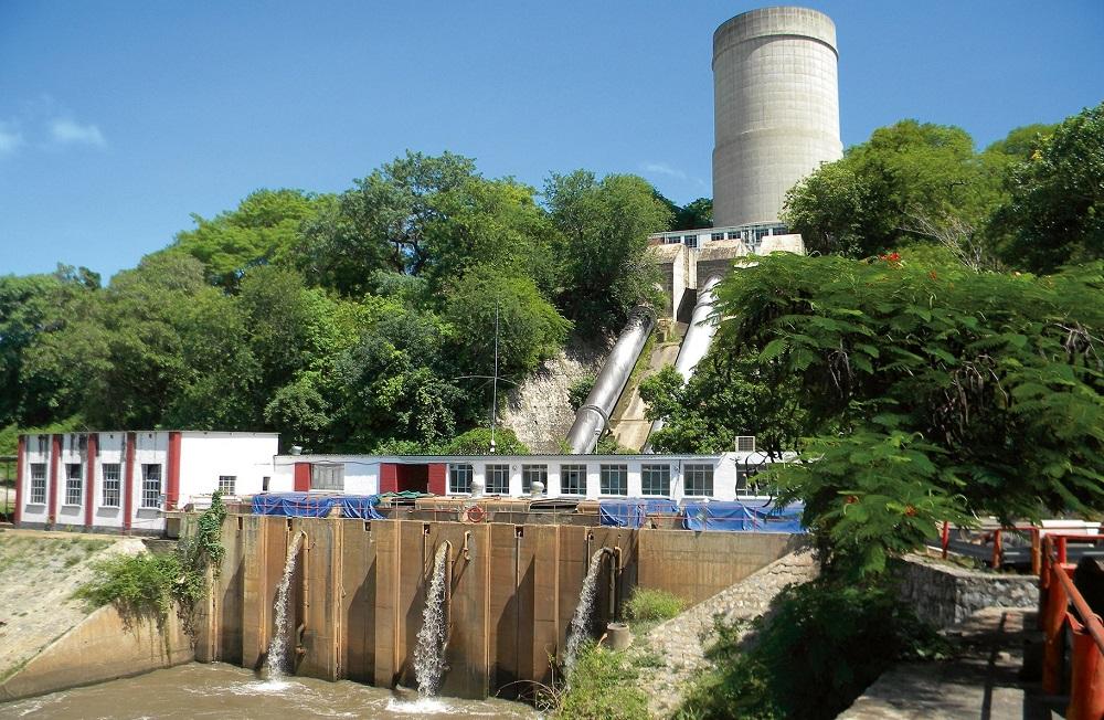 Nkula B Hydroelectric Power Station