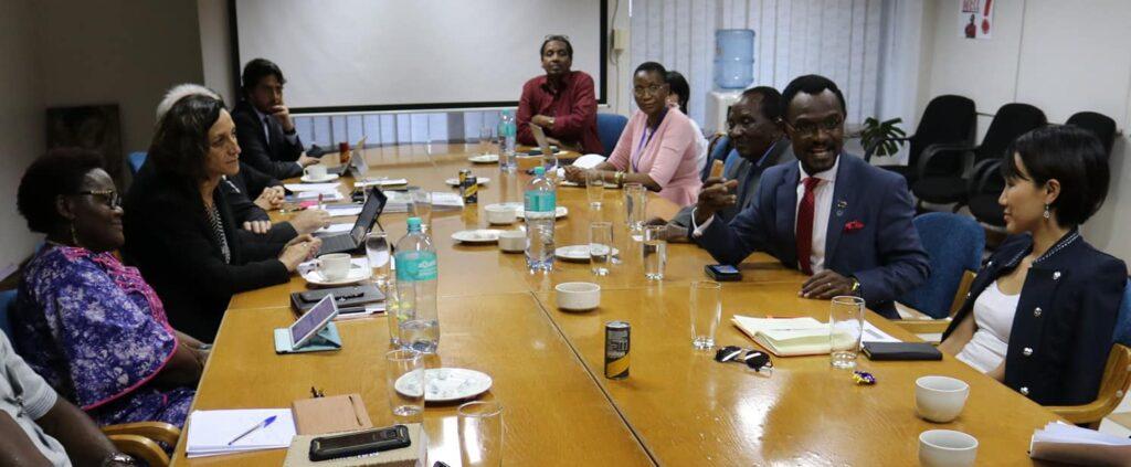 Malawi UN reps