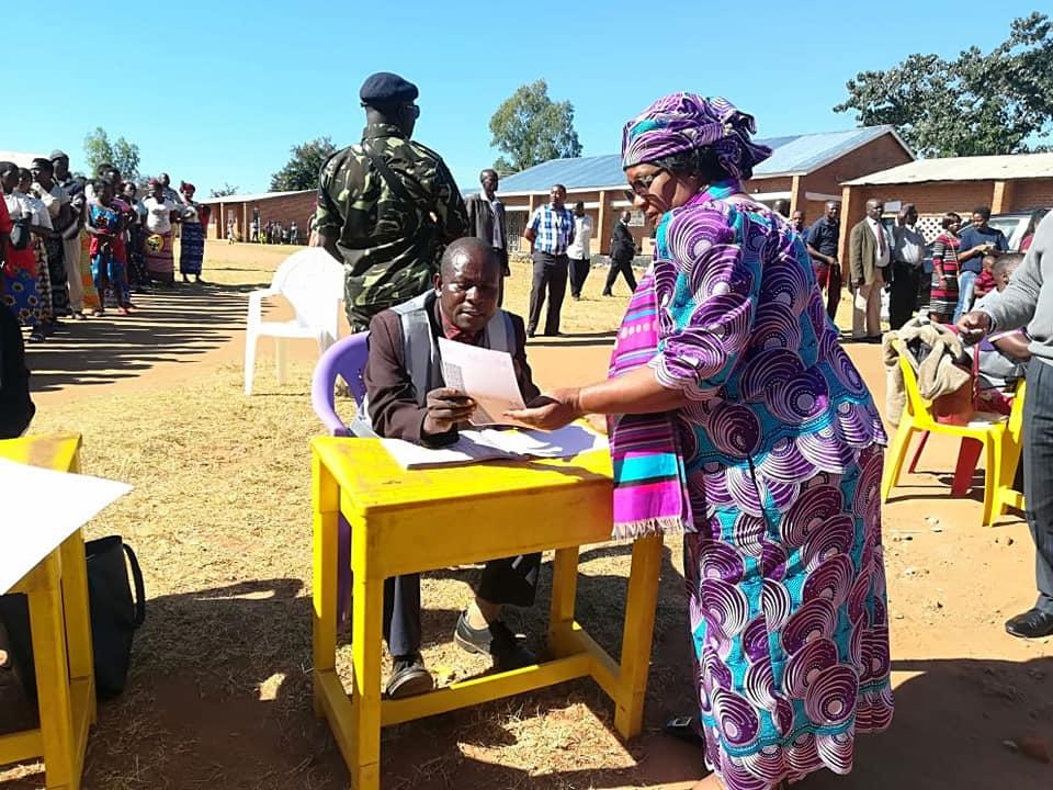 #MalawiVotes2019