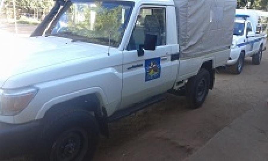 Police Pickup