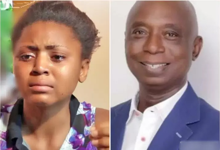 Reason Nigerian actress Regina Daniels will never be able to be with