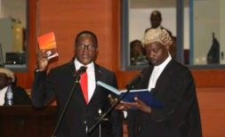 Chakwera been sworn-in as an MP amid election battle in court