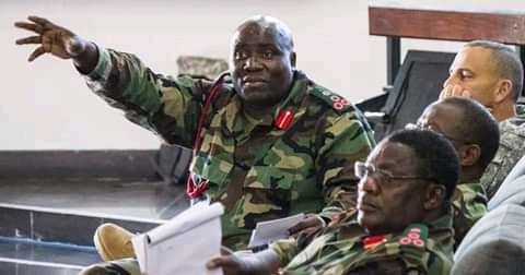 """I'm not aware of any wrong doing to warrant me the firing""""-Malawi former  Army General Nundwe - The Maravi Post %"""