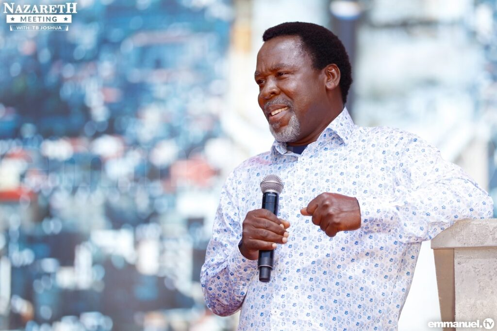 Why TB Joshua never replied Pastors and his former aides that