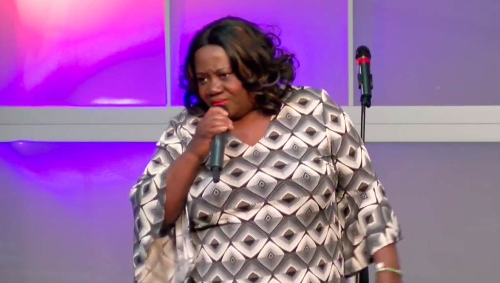 Pastor Daphne Patoir
