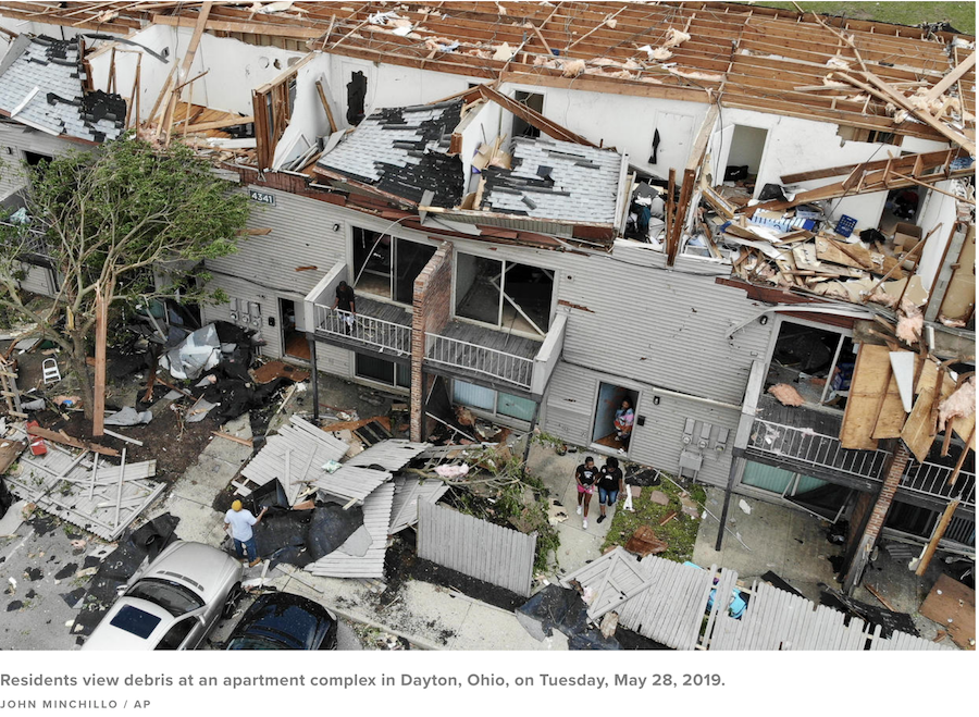 How TB Joshua's 'MORNING WATER' Saved American Family from Tornado