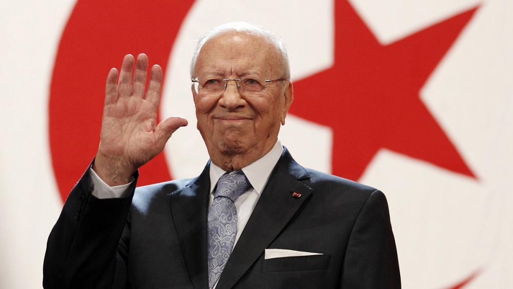 Tunisia's President Beji Caid Dies At 92